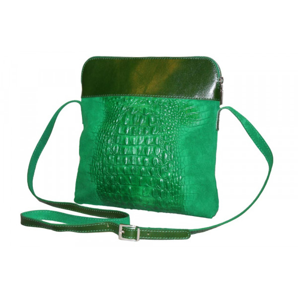 Планшет P0002.1 зеленый 26х26 (Натуральная кожа)