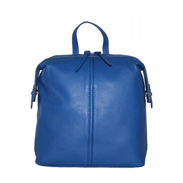 Рюкзак R0004.3 синий 32х30х11 (Натуральная кожа)