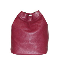 Рюкзак R0012.4 вишня 24х30х18 (Натуральная кожа)