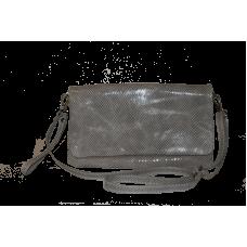 Клатч K0001.3 серый 29х17