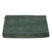 Клатч K0001.8 зеленый 29х17 (Натуральная кожа)