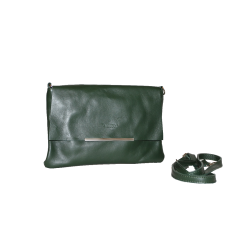 Клатч K0003.4 темно-зеленый 26х18