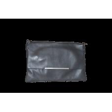 Клатч K0003.5 серый 26х18
