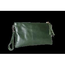 Клатч K0005.5 зеленый 30х17