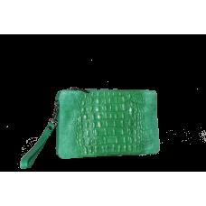 Клатч K0009.7 ярко-зеленый 22х14