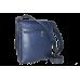 Планшет P0008.1 темно-синий 23х25х5 (Натуральная кожа)
