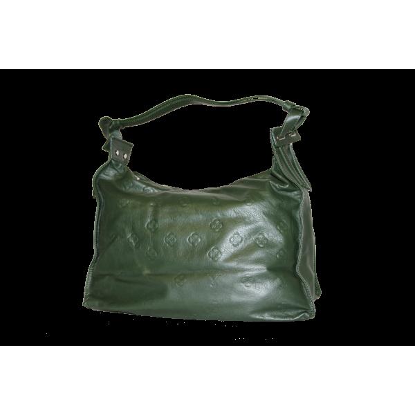 Сумка S0094.1 темно-зеленый 40х28х15