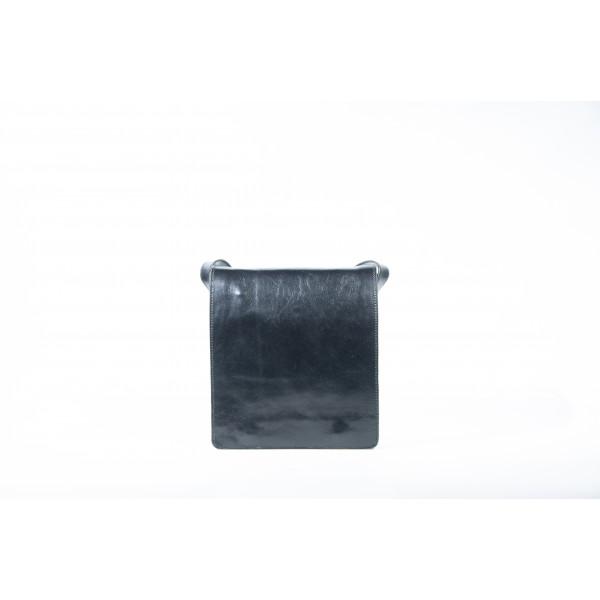 Сумка S0320.2 черный 25х28х5 (Натуральная кожа)